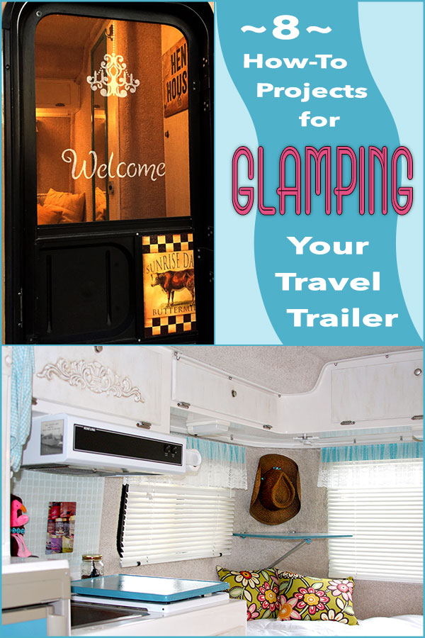 Padilly's Glamping Makeover How-to Banner
