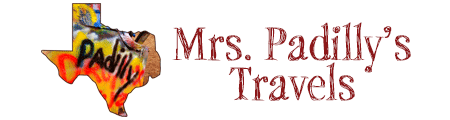 Mrs. Padilly's Travels Banner