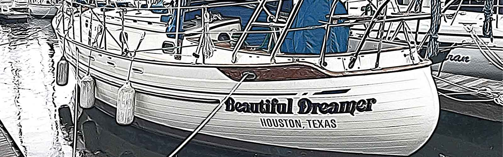 S/V Beautiful Dreamer Tayana 37