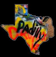 Mrs Padilly's Texas Logo