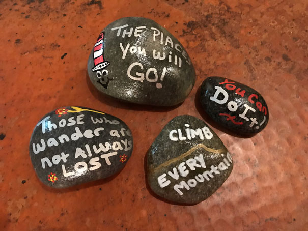 Kindness Rocks Encouragement Rocks