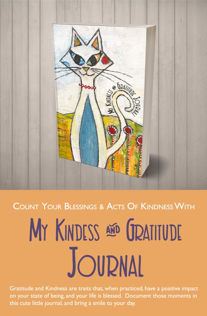 My Kindness and Gratitude Journal